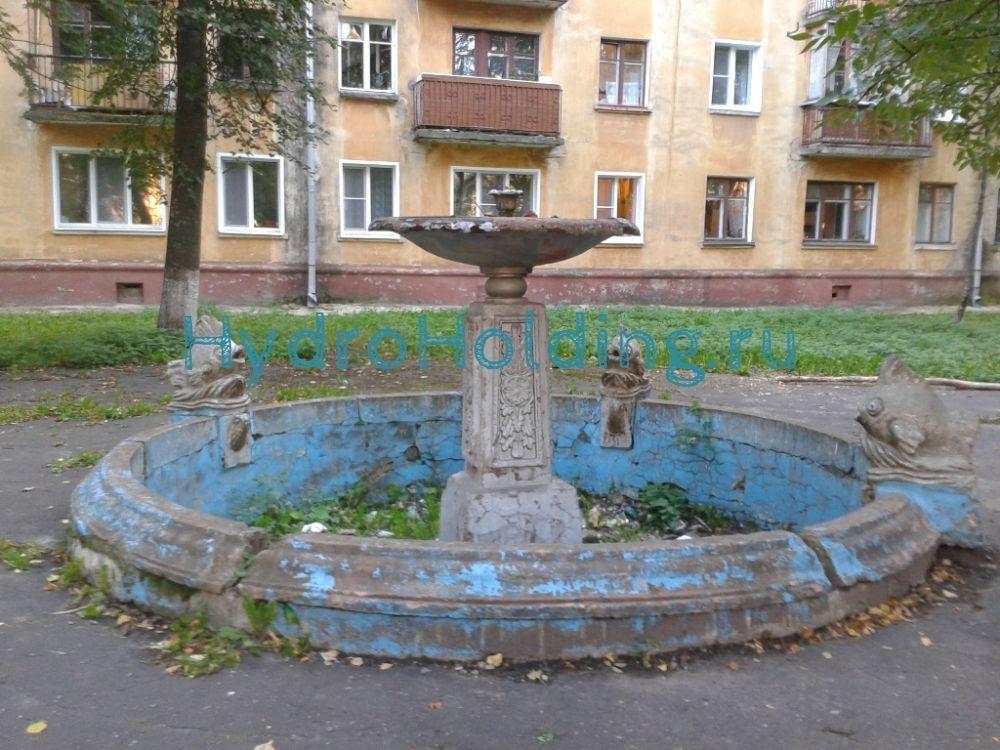 Реконструкция фонтанов Красноярск